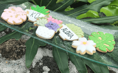 Decorate Cookies with Cookies by the C